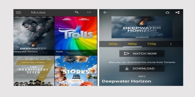 showbox android apps