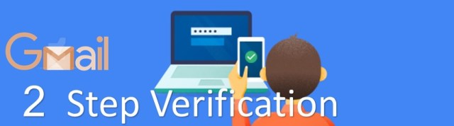 google gmail 2 step verification