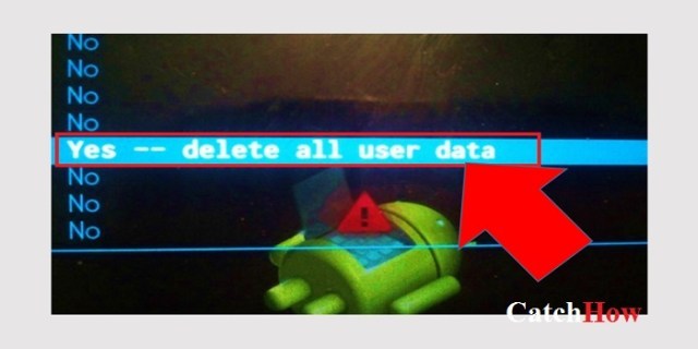 android system recovery
