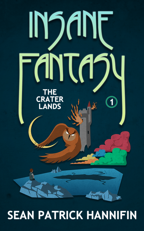 Insane Fantasy: The Crater Lands