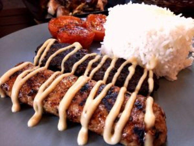 Communeaty Eats : Chelo Kebab