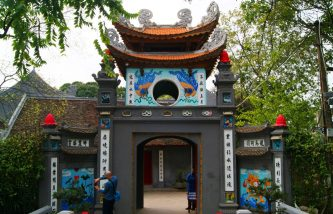 Ngoc Son Temple - Tour Hanoi | Catching Carla