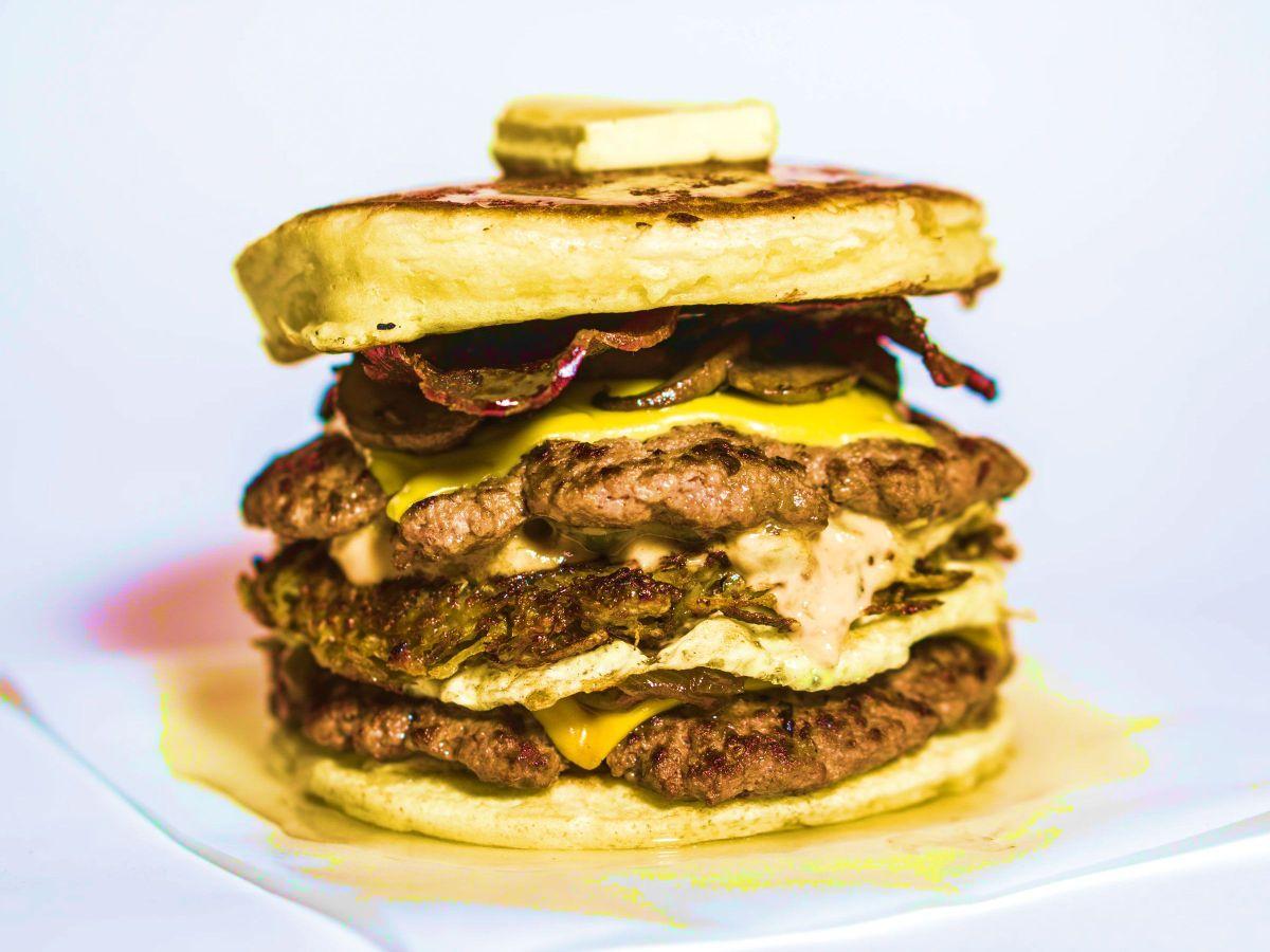 pancake-burger