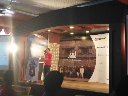 Opening Remarks by Yam Bahadur Chhetri