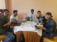 Polyglot team