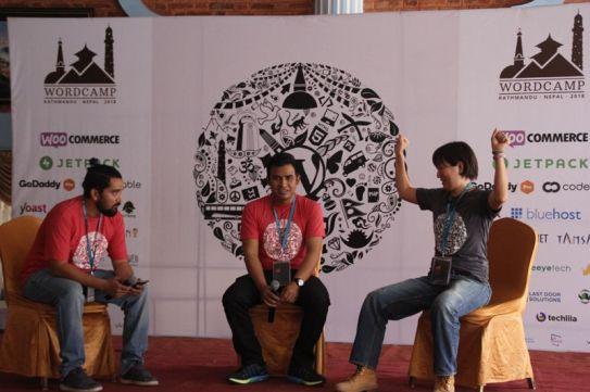 Q&A Session with Sakin Shrestha and Mayo Moriyama