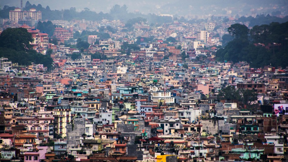 Kathmandu earthquake risk