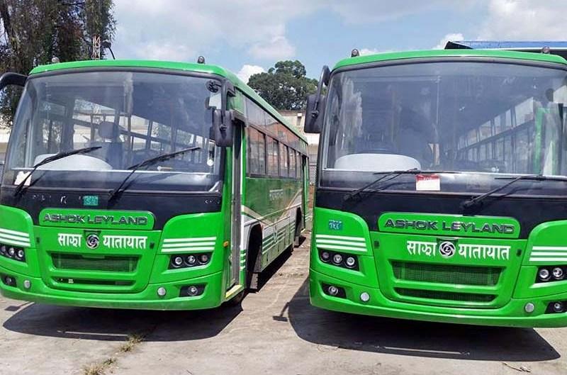 night bus service in Kathmandu