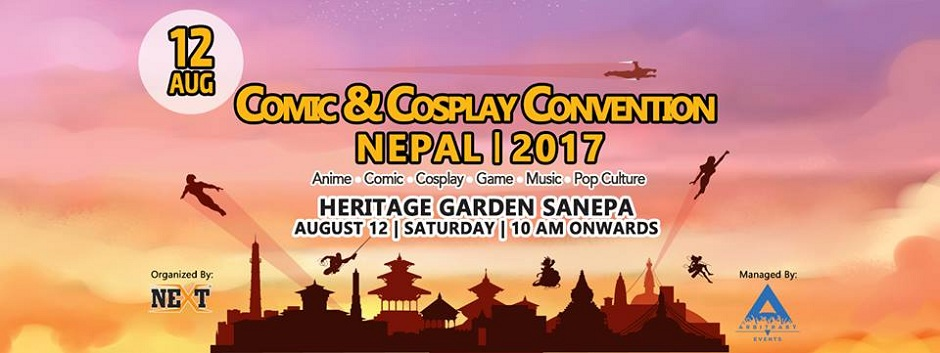 Comic And Cosplay Convention Nepal 2017