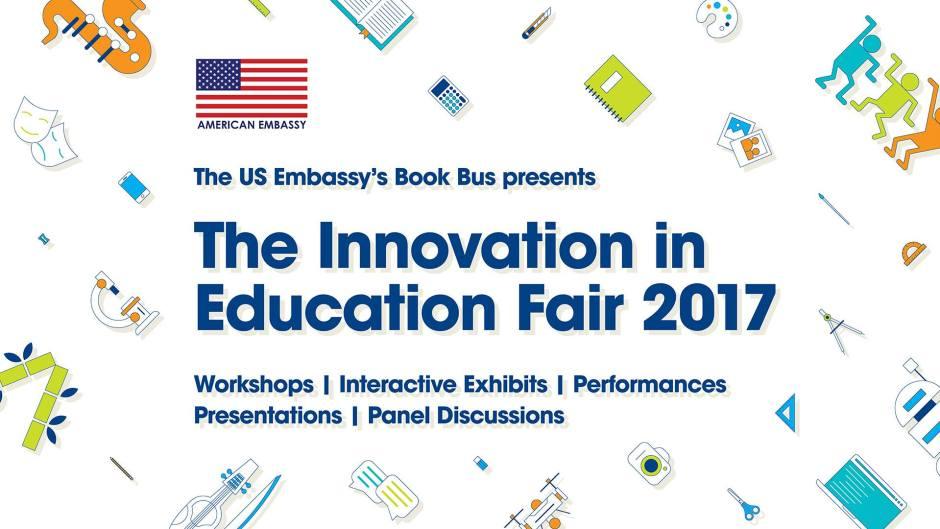 The innovation in Education Fair 2017