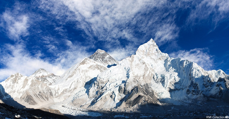 The Mount Everest. Image Credit: RMI Expeditions
