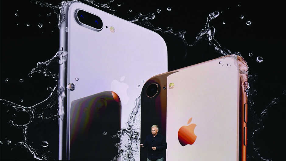 Apple Has Unleashed its New Beasts—iPhone 8 and iPhone 8 Plus. Image Source: The Telegraph