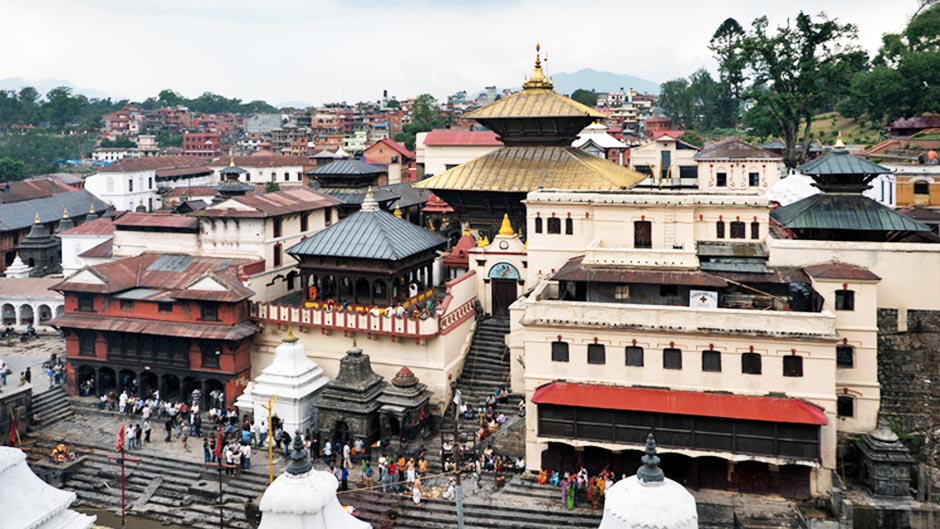 Pashupatinath Temple to be Made Waste-Free.