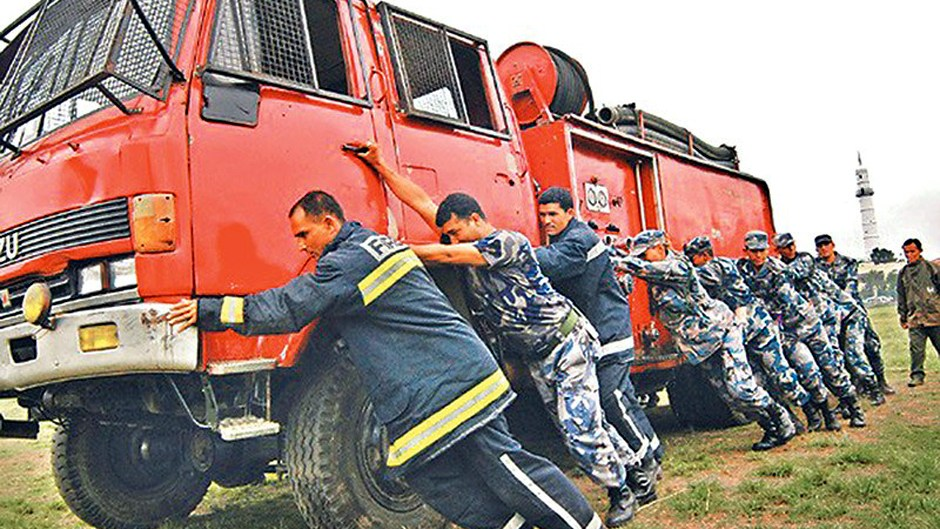 For Swift Response to Fire Incidents, 3 More Fire Stations to be installed. Image Source: Ekantipur