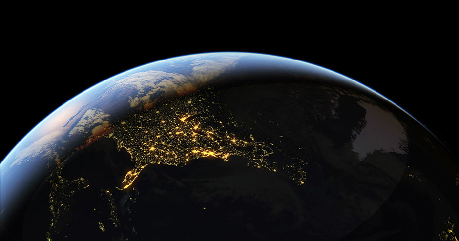 What Makes Earth a Suitable Place for Living? Image Source: Google Earth