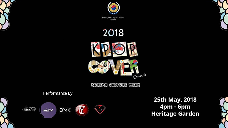 KPOP Cover Concert 2018 | Korean Culture Week