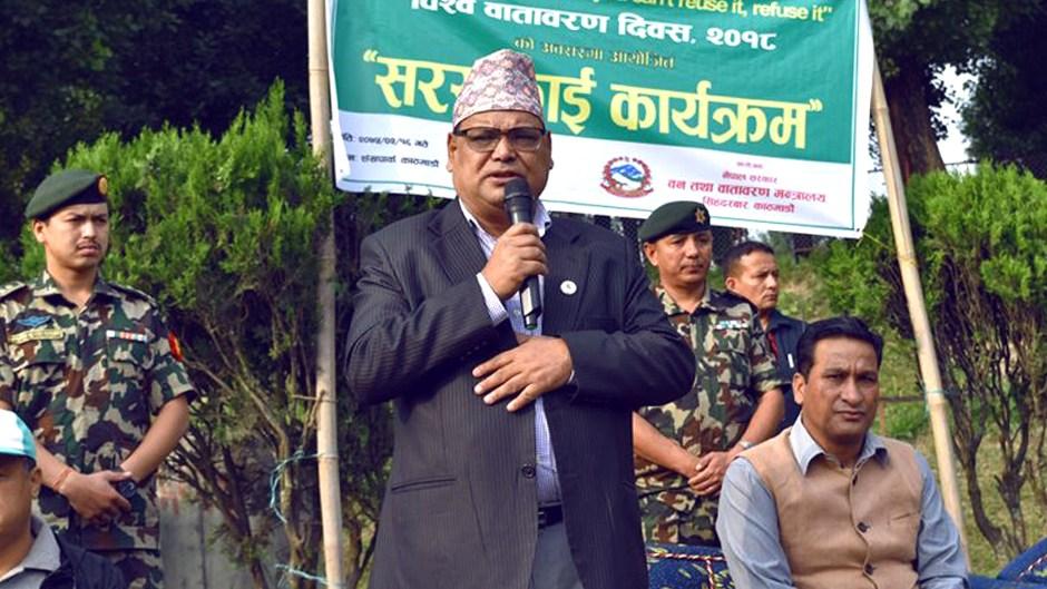 Clean Environment Mega Campaign