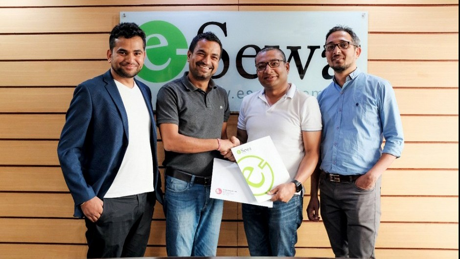 F1soft acquired BhantbhanteniOnline.com, re-launches as eSewaPasal.com. Image Source: himalayan times
