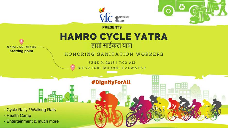 Hamro Cycle Yatra 2018