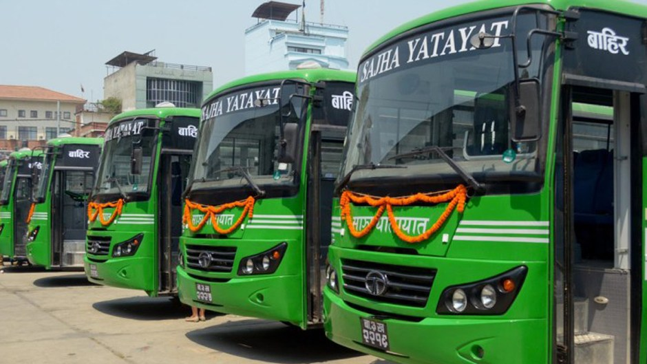 Sajha Yatayat to add 24 more buses.