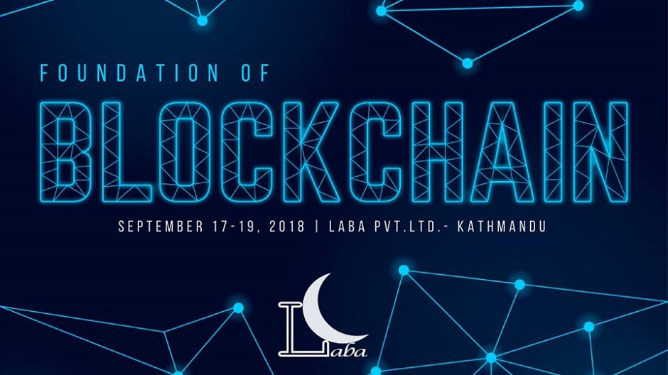 Foundation of Blockchain. Image Source: Facebook