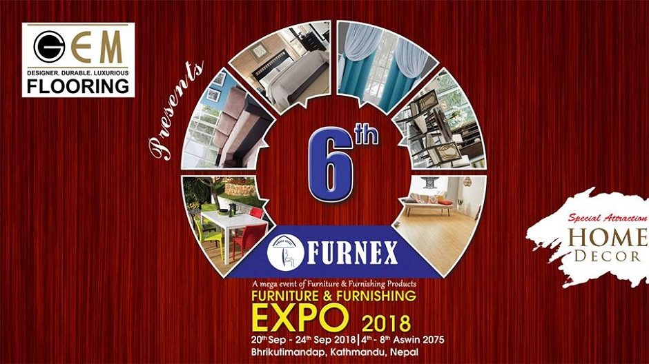 Furniture and Furnishing Expo 2018. Image Source: Facebook