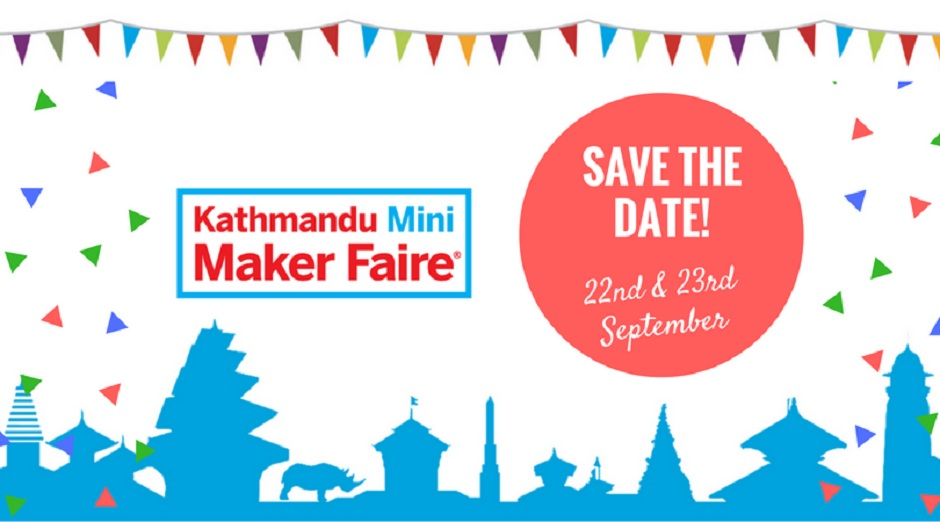 Kathmandu Mini Maker Faire 2018. Image Source: Facebook