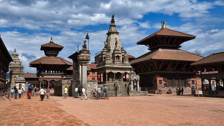 Bhaktapur Durbar Square. Image Source: commons,wikipedia.org