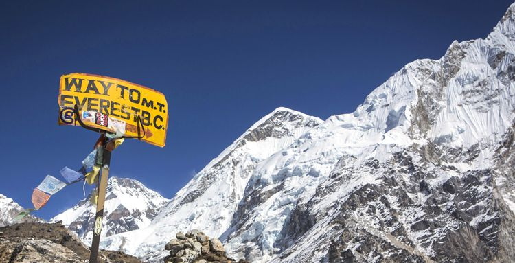 Everest Base Camp Trek. Image Source: tourradar