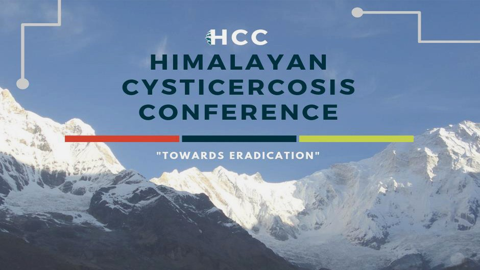 Himalayan Cysticercosis Conference 2018. Image Source: Facebook