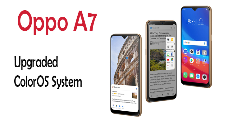 Oppo A7 OS. Image Source: Oppo