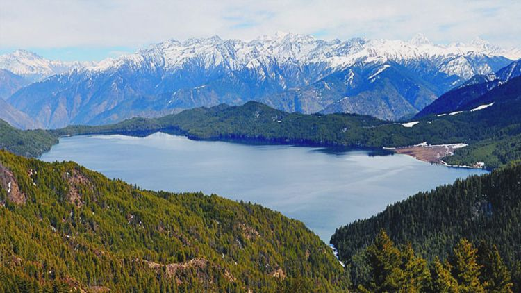 Rara Lake. Image Source: Nature View