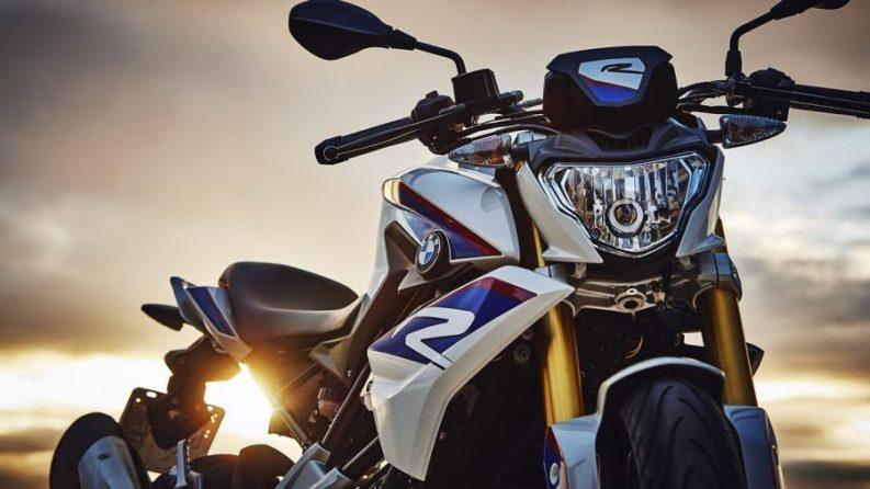 BMW G 310R Motorbike