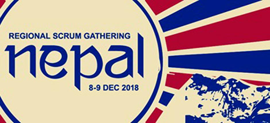 Regional Scrum Gathering 2018.