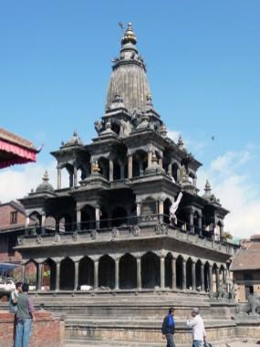 Krishna Mandir at Patan Durbar Square