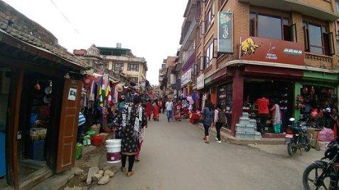 Tangal Bazaar