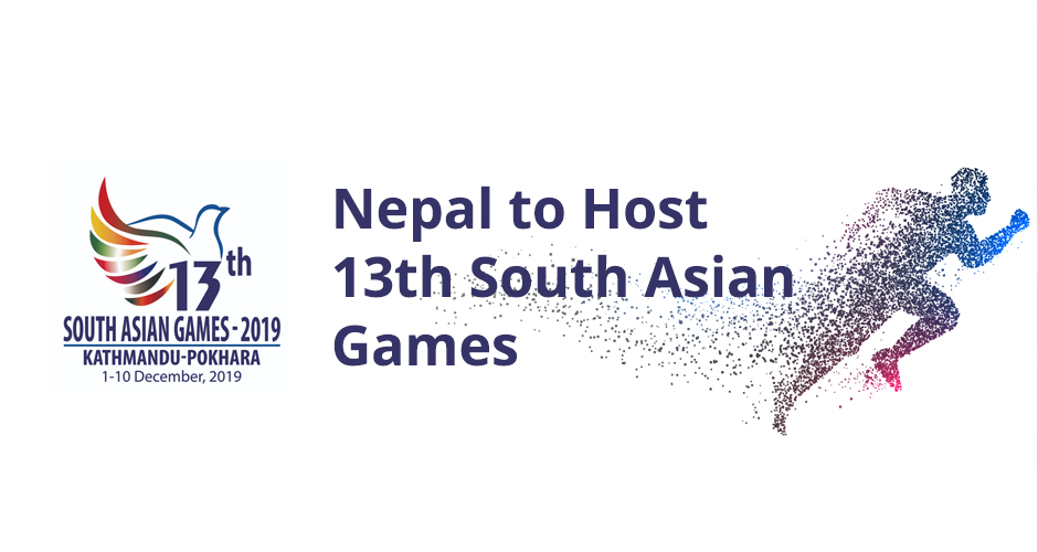 Nepal to host South Asian Games 2019