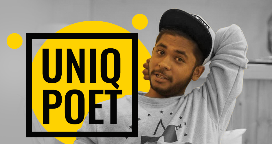 Exclusive interview with Uniq Poet