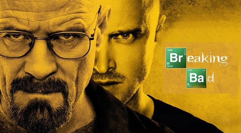 Breaking Bad - one of the best series of all time