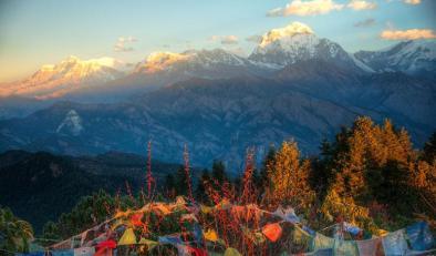Image Source: Trekking in Nepal