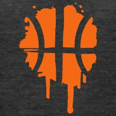 Basketball-graffiti-Women-s-T-Shirts
