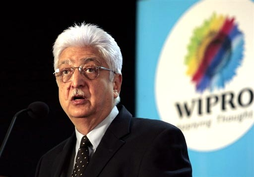 Richest person of India - Azim-Premji