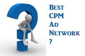 Adversal CPM ad network image