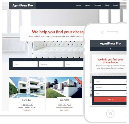 AgentPress Pro Theme - Optimized Genesis Framework Themes