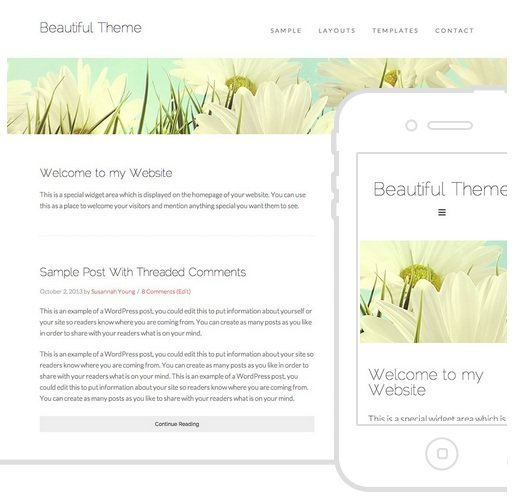 Beautiful Pro Theme - Paid Genesis Child Theme
