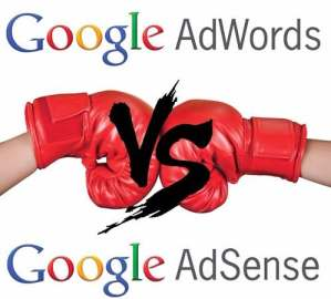 Google AdSense VS AdWords ?