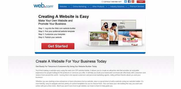 Top 10 website builders for e commerce store of 2018 best e commerce website builders web cheaphphosting Gallery