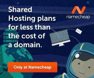 Namecheap – VPS Hosting Coupon – 20% Off