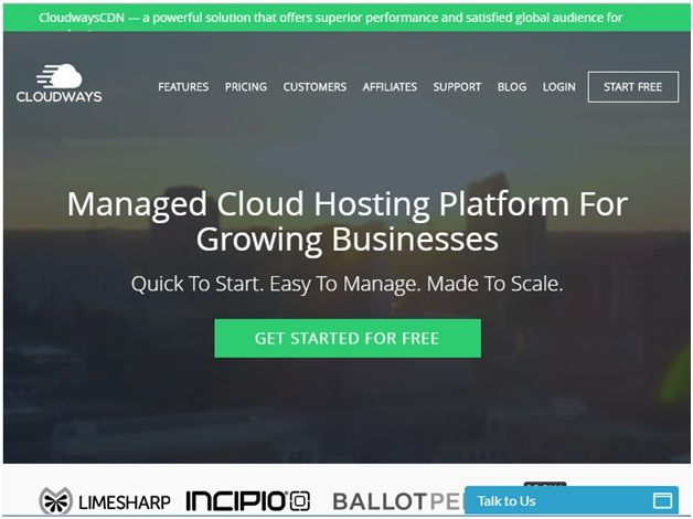 Cloudways Hosting Review - Cloud Managed WordPress