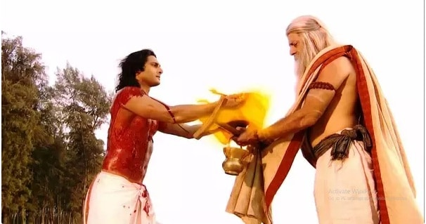 mahabharata war lessons - Keep Your Promises